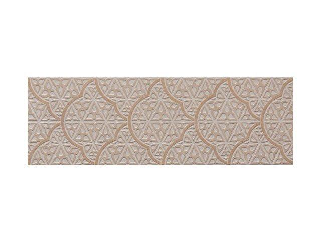 Керамическая плитка  25x75 Alhambra Decor Cream