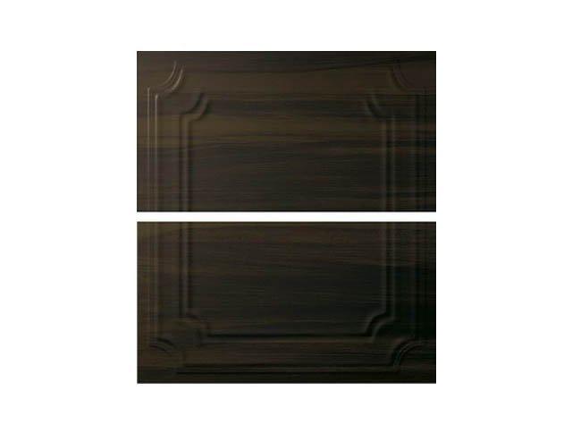 Керамическая плитка 31,5x57 Aston Wood Dark Oak Boiserie 3D
