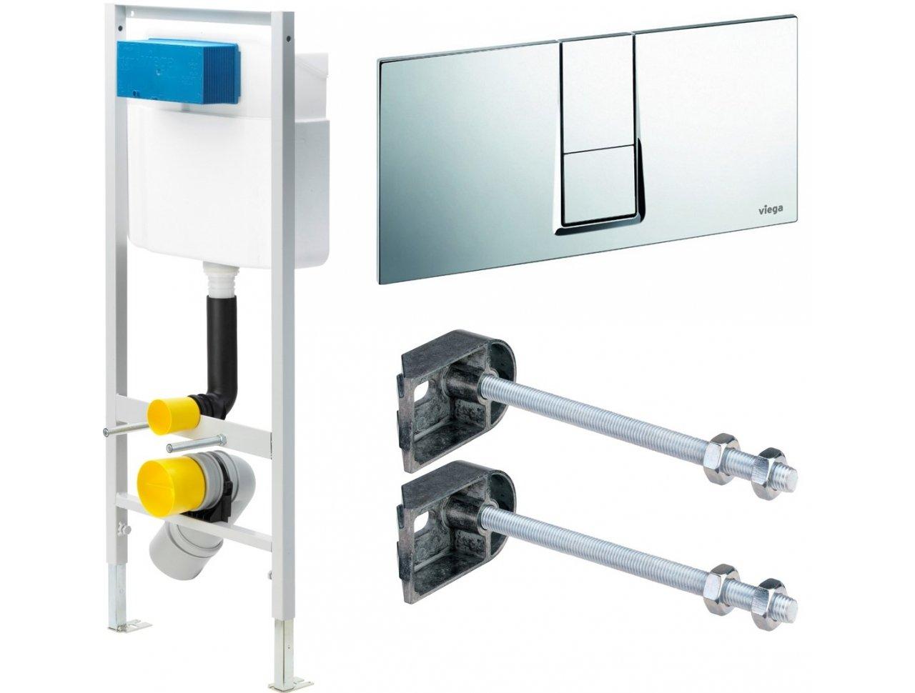 Комплект инсталяции Standart 3в1 c креплениями (606688+460440+654696)