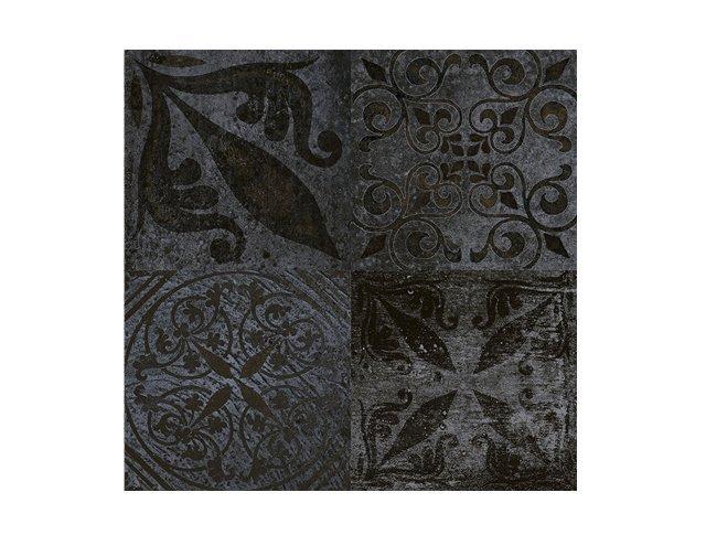Керамогранит  59,6x59,6 Antique Black