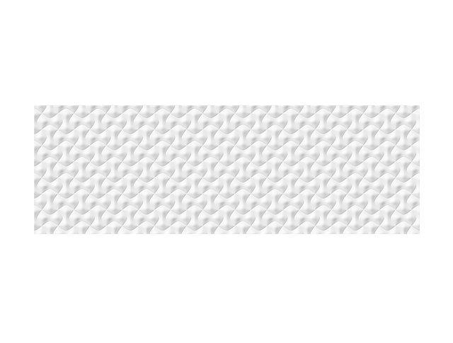 Настенная плитка  33,3x100 Artis White