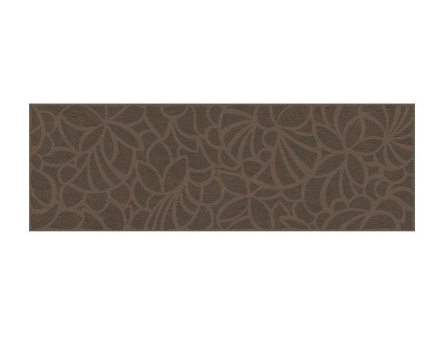 Настенная плитка  33,3x100 Deco Filo Marron