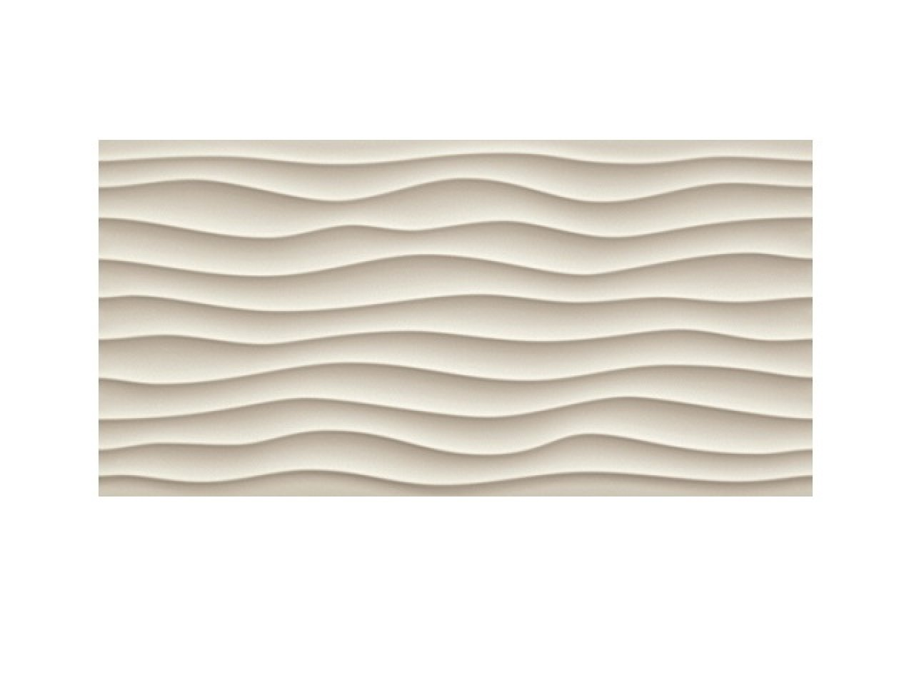 Настенная плитка 3D Dune Sand Matt. 40x80