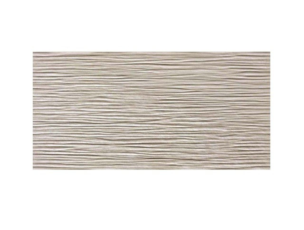 Настенная плитка Brave 3D Wave Pearl 40x80