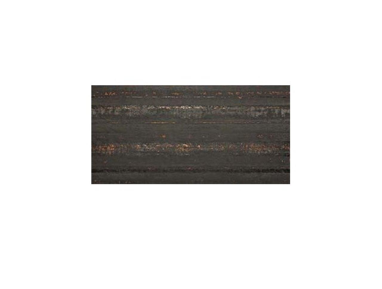 Настенная плитка Ewall Moka Gold Stripes 40x80