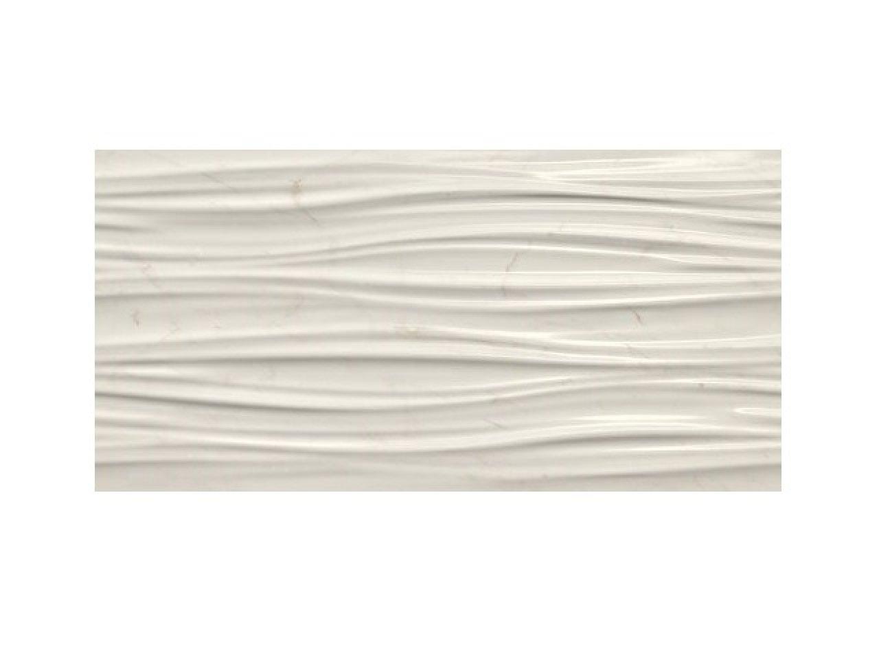 Настенная плитка Marvel Cremo Delicato Ribbon   40x80