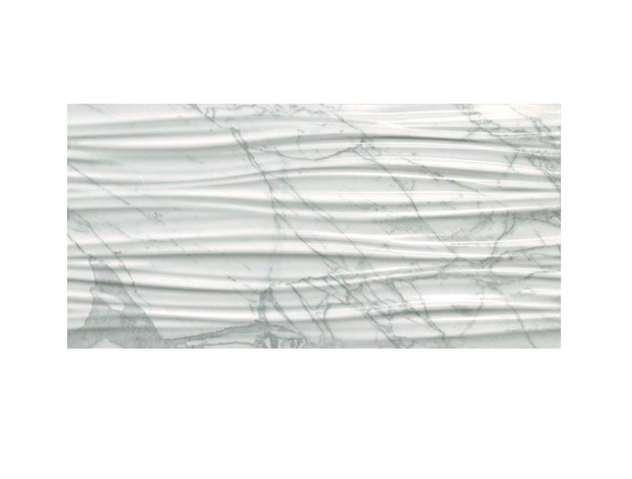Настенная плитка Marvel statuario Select Ribbon   40x80
