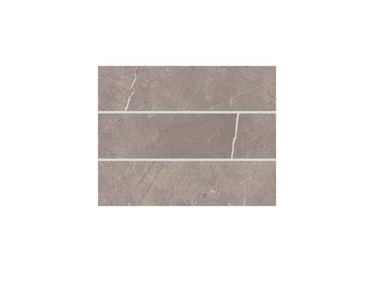 Настенная плитка Brick Silver Dream 8x31.5