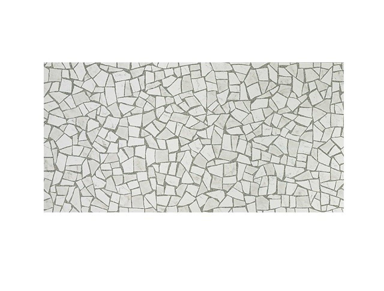 Напольная плитка Marvel Palladiana Carrara Lappato 75x150