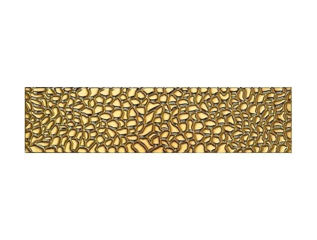 Керамическая плитка  15x60 Moon Pure Gold