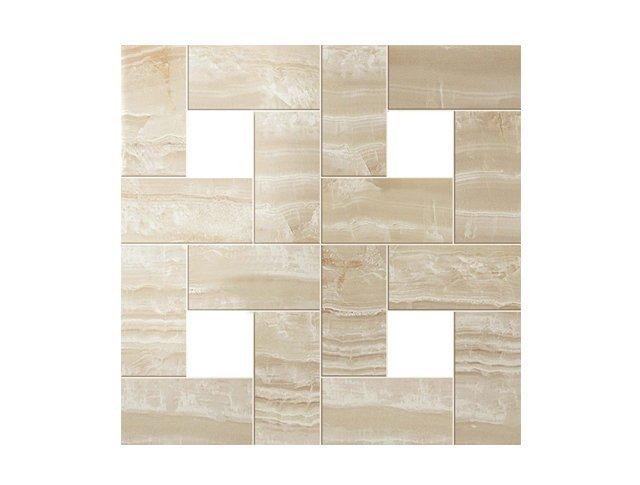Керамогранит  45x45 S.O. Ivory Chiffon Mosaic Lap