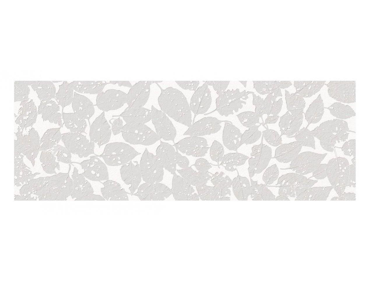 Керамическая плитка PORCELANOSA Menorca Hojas Gris 31,6x90