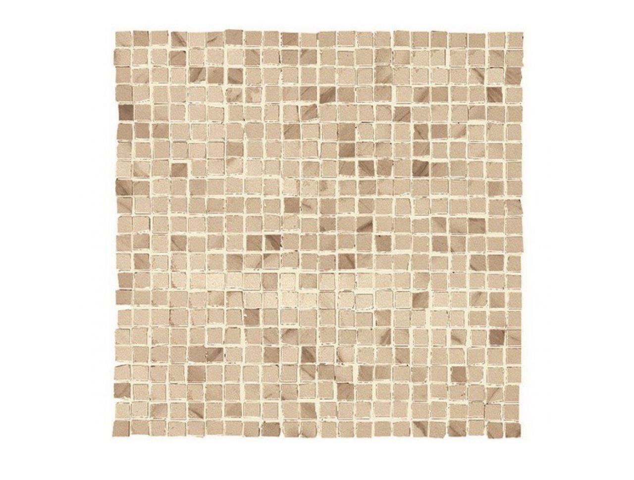 Мозаика FAP Roma Travertino Micromosaico 30.5 x 30.5 см, Арт. fLYU