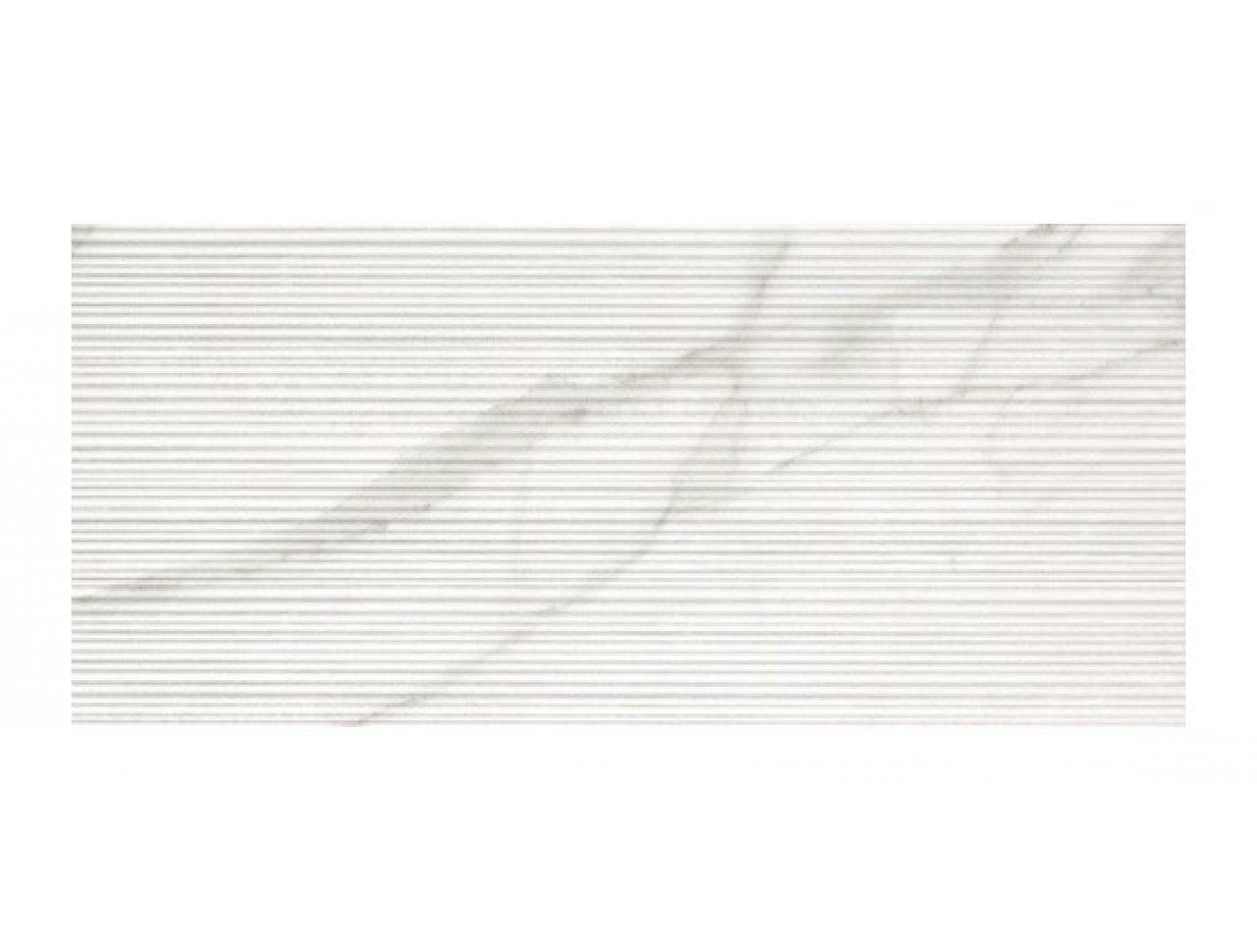 Настенная плитка FAP Roma Diamond 110 Line Statuario Brillante RT 110 x 50 см, Арт. fNHM